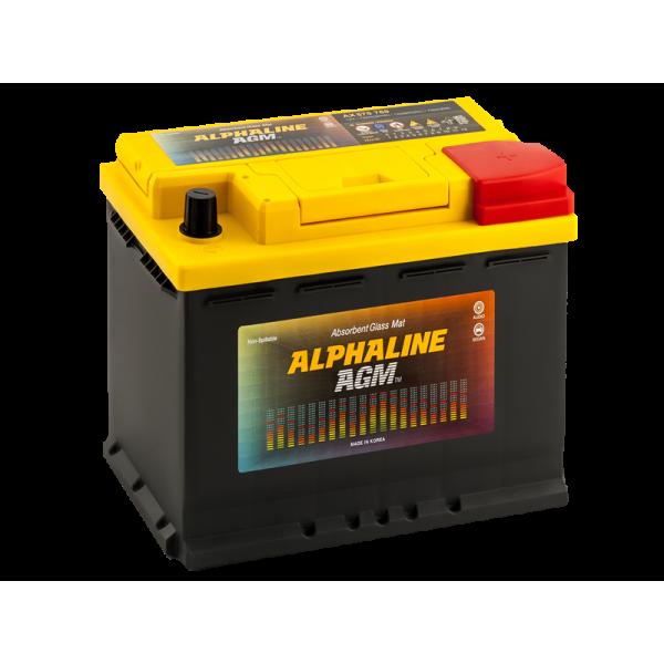 ALPHALINE AGM L2. 60 а/ч о.п.