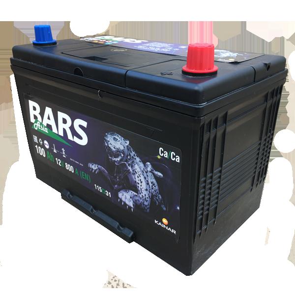 BARS Азия 100 а/ч  о.п. 115D31L
