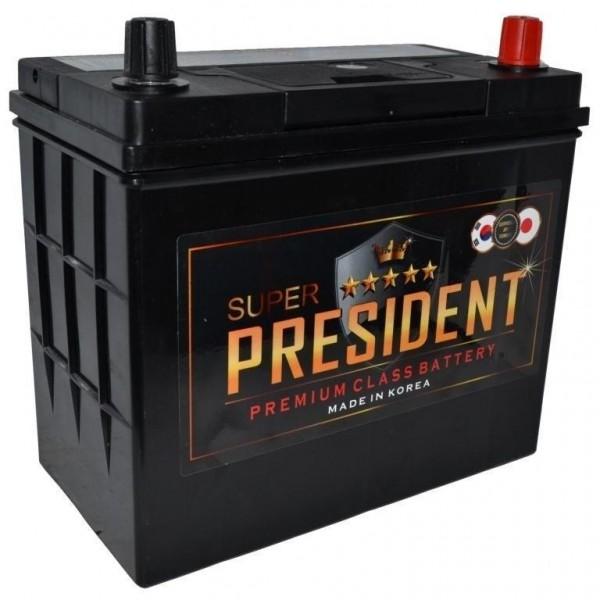 super PRESIDENT 72B24L (59Ah) о.п.