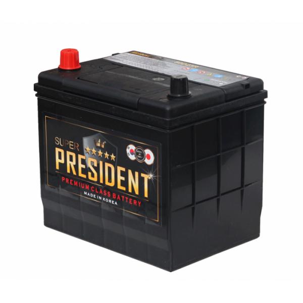 super PRESIDENT 85D23R (70Ah) п.п.