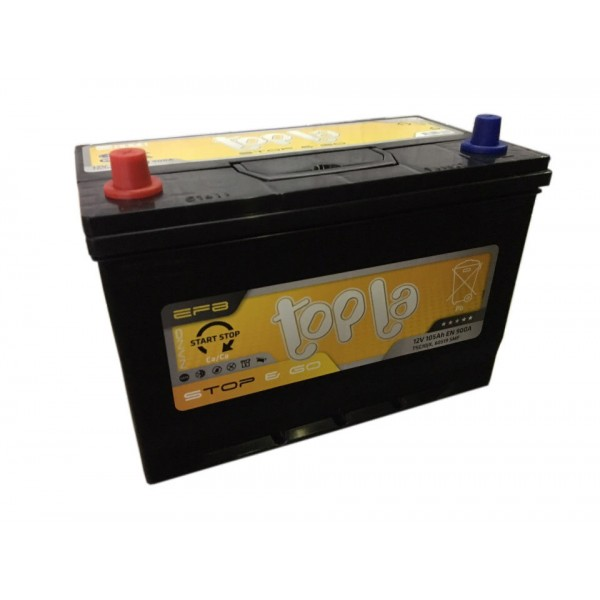 TopLa JIS  105 п.п. EFB Stop Go