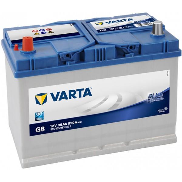 VARTA Blue Dynamic 95 а/ч (G8) п.п.